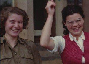 British Film Institute - Cycling tour Scotland 1949 (2)