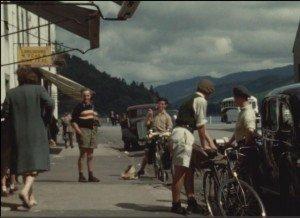 British Film Institute - Cycling tour Scotland 1949