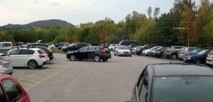 RSPB Car Park