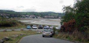 Distant Glan Conwy - so near yet so far.