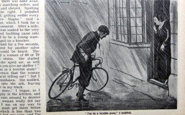 Reg Gammon  Cyclists Touring Club Gazette