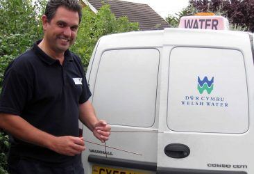 Welsh Water - when all else fails.