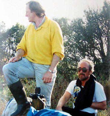 Advisor Mike Chown & Peter Price.