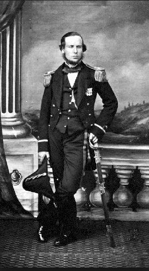 Edmund Hope Verney RN