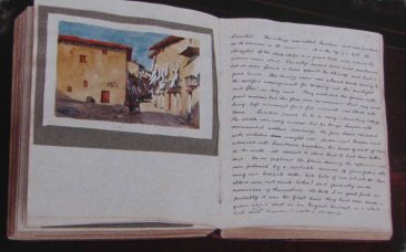 Popple's 1908 Diary
