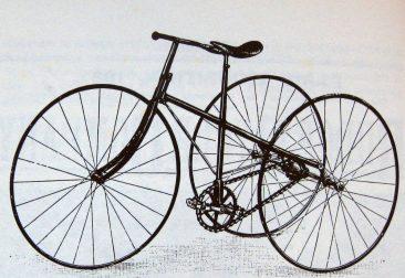 Premier Racer circa 1888