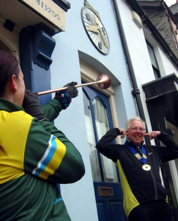 Corwen Winged Wheel re-launched