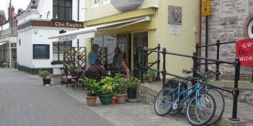 Denbign -Glass Onion cafe