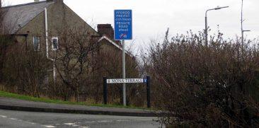 Llanfairfechan -  public funded  discimination.