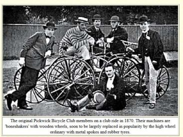Pickwick Bicycle Club