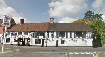 Ightham Kent George Dragon Road&Path Cycling Association
