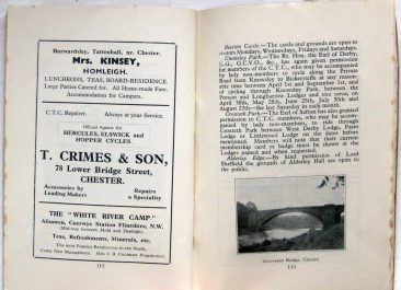 CTC Liverpool DA year book 1938