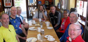 Inigo Jones cafe business lunch